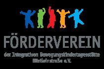 Förderverein der Integrativen Bewegungskindertagesstätte Bästleinstraße e.V. Retina Logo